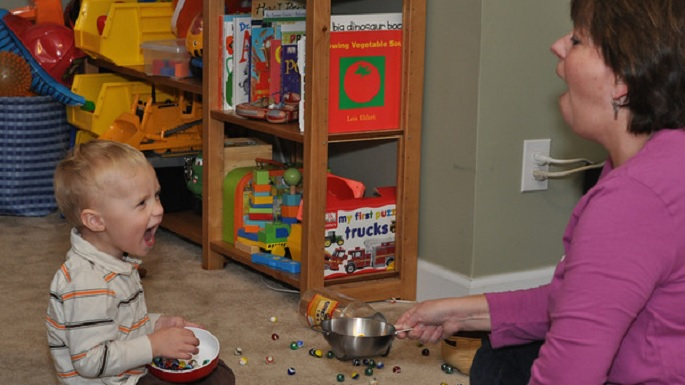 Intervention Ideas for Toddlers and Preschoolers